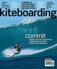 Kiteboarding Magazine  (US) - 6 iss/yr (To US Only)
