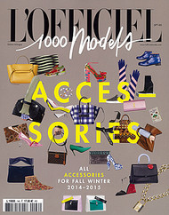 L'Officiel 1000 Models Accessories Magazine  - 2 iss/yr (To US Only)
