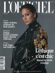 L'Officiel De La Couture - French Magazine  - 10 iss/yr (To US Only)