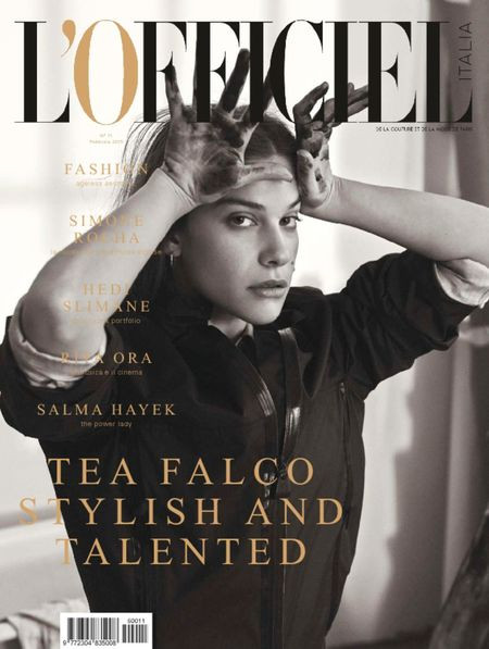 L'Officiel Magazine  (Italy) - 4 iss/yr (To US Only)