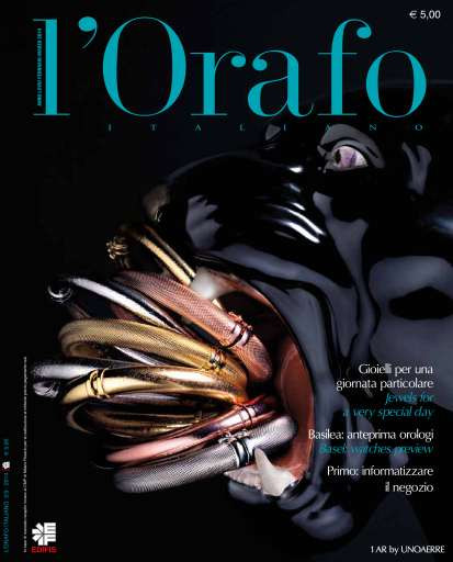 L'Orafo Italiano Magazine  (Italy) - 9 iss/yr (To US Only)