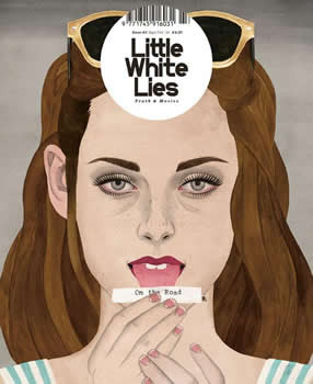 Little White Lies Magazine  (UK) - 6 iss/yr (To US Only)