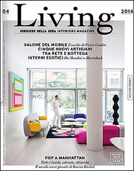 Living Interiors Magazine  (Italy) - 12 iss/yr (To US Only)