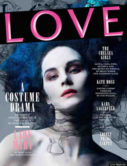 Love Magazine Subscription (UK) - 2 iss/yr