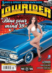 Low Rider Magazine Subscription (US) - 12 iss/yr