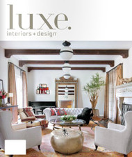 Luxe Interiors + Design Magazine  (US) - 4 iss/yr (To US Only)