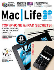 Mac Life Non Disk Version Magazine  (US) - 12 iss/yr (To US Only)