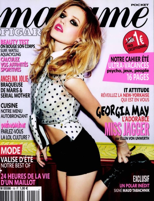 Madame Figaro Magazine Subscription (France) - 50 iss/yr