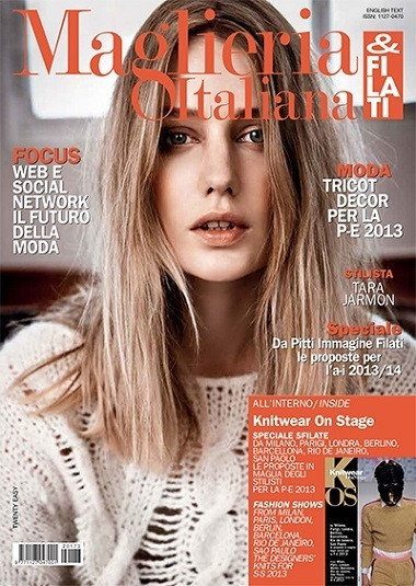 Maglieria Italiana Magazine  (Italy) - 4 iss/yr (To US Only)