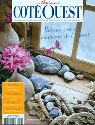 Maisons Cote Ouest Magazine  (France) - 6 iss/yr (To US Only)