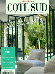 Maisons Cote Sud Magazine  (France) - 6 iss/yr (To US Only)