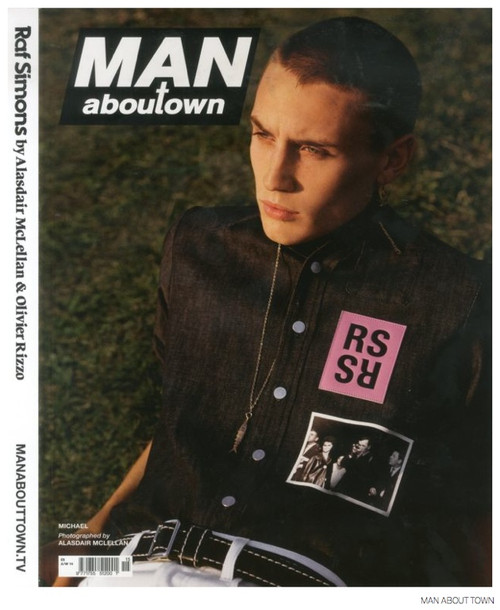 Man About Town Magazine  (UK) - 2 iss/yr (To US Only)