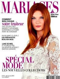 Mariages Magazine Subscription (France) - 4 iss/yr