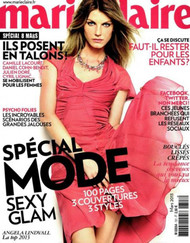 Marie Claire Magazine  (France) - 12 iss/yr (To US Only)