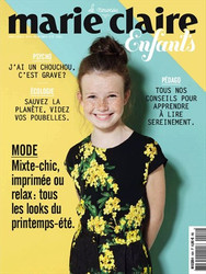 Marie Claire Enfants Magazine  (France) - 2 iss/yr (To US Only)