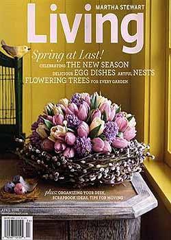 Martha Stewart Living Magazine Subscription (US) - 12 iss/yr