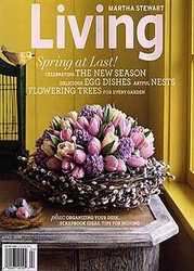 Martha Stewart Living Magazine  (US) - 12 iss/yr (To US Only)