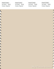PANTONE SMART 12-0605X Color Swatch Card, Angora