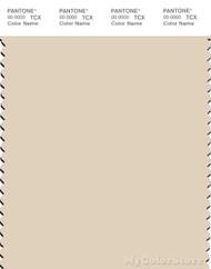 PANTONE SMART 12-0605X Color Swatch Card, Angora