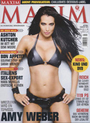 Maxim Magazine  (Germany) - 12 iss/yr (To US Only)