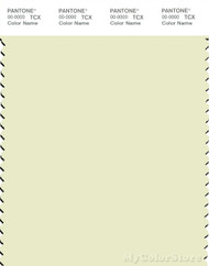 PANTONE SMART 12-0607X Color Swatch Card, Green Essence