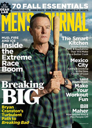 Mens Journal Magazine  (US) - 12 iss/yr (To US Only)