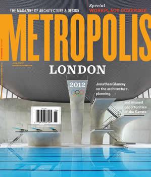 Metropolis Magazine Subscription (US) - 10 iss/yr
