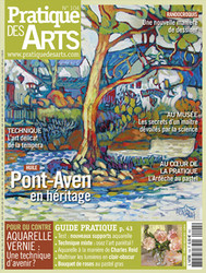 Pratiques Des Art Magazine  (France) - 6 iss/yr (To US Only)