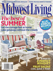 Midwest Living Magazine  (US) - PRINT EDITION