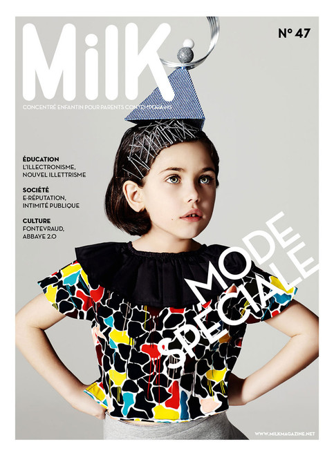 Milk Magazine  (France) - 4 iss/yr (To US Only)