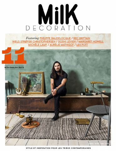 Milk Decoration Magazine  (France) - 4 iss/yr (To US Only)