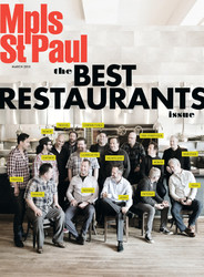 Minneapolis St Paul Magazine  (US) - 12 iss/yr (To US Only)