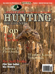 Mossy Oak Hunting Magazine  (US) - 4 iss/yr (To US Only)