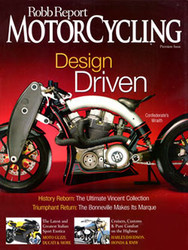 Motorcycling Robb Report  (US) - 6 iss/yr (To US Only)