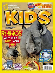 National Geographic Kids Magazine  (US) - 10 iss/yr (To US Only)