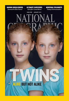 National Geographic Magazine Subscription (US) - 12 iss/yr