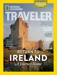 National Geographic Traveler Magazine  (US) - 4 iss/yr (To US Only)