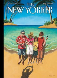 New Yorker Magazine  (US) - 47 iss/yr (To US Only)