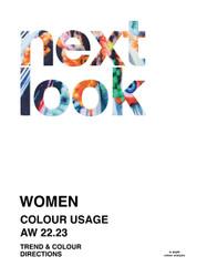 Next Look Women Colour Usage - Magazine  - 2 iss/yr