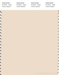 PANTONE SMART 12-0704X Color Swatch Card, White Smoke