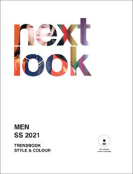 Next Look Men Trendbook Style + Colour- 2 iss/yr