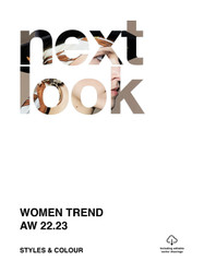 Next Look Womens Trendbook Style + Colour - 2 iss/yr
