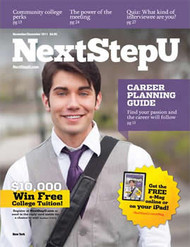 Next Step Magazine  (US) - 6 iss/yr (To US Only)