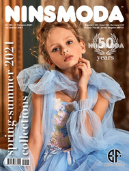 Ninsmoda Magazine  (Spain) - 4 iss/yr Print Edition (To US Only)