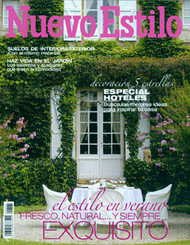 Nuevo Estilo Magazine  (Spain) - 12 iss/yr (To US Only)