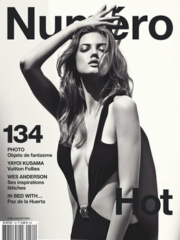Numero Magazine  (France) - 10 iss/yr (To US Only)