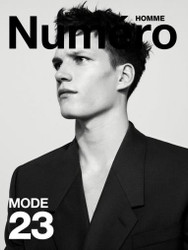 Numero Homme Magazine  (France) - 2 iss/yr (To US Only)