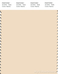 PANTONE SMART 12-0710X Color Swatch Card, Navajo