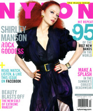 Nylon Magazine Subscription (US) - 10 iss/yr