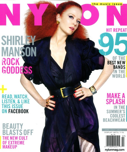 Nylon Magazine  (US) - 10 iss/yr (To US Only)